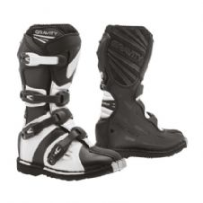 New 2020 Youth Forma Gravity Boots Motocross Enduro BLACK/WHITE